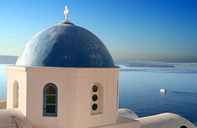 Book ferries to Greece in Europe