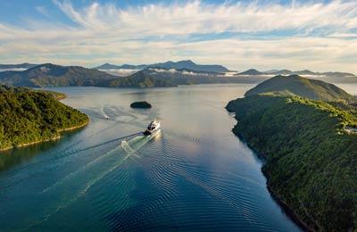 Stewart Island/Oban Ferries