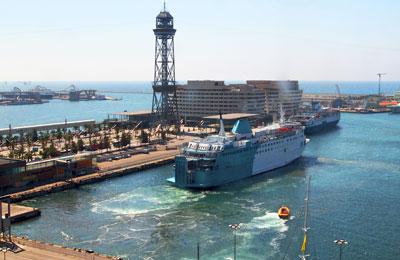 Barcelona Ferries