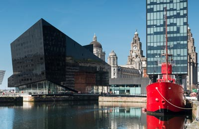 Liverpool Birkenhead Ferries